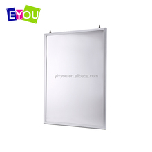 Unique Store OEM Size Store Led Sign Board Light Box WIth Hanging Hook