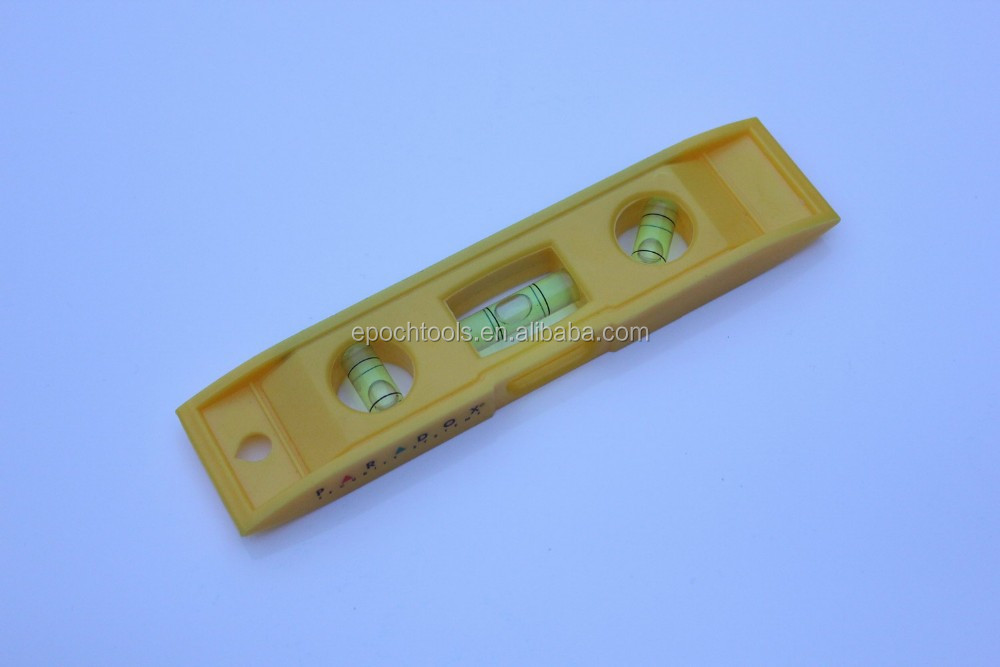 YELLOW Torpedo Level ruler EP-TT01