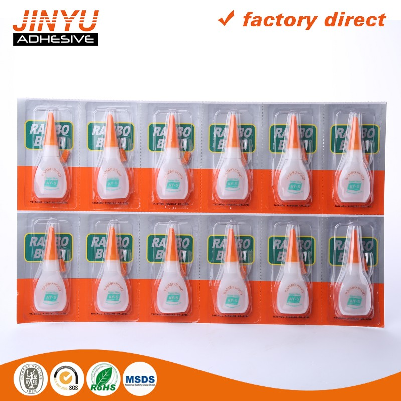 Instand bond cyanoacrylate resin epoxy