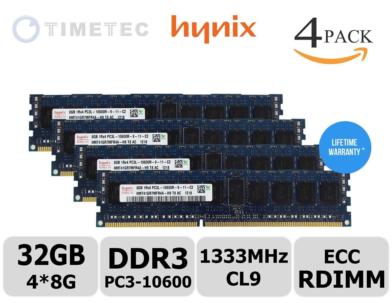 Timetec Hynix IC 16GB Kit (2x8GB) DDR4 2133MHz PC4-17000 Non ECC Unbuffered 1.2V CL15 2Rx8 Dual Rank 288 Pin UDIMM Desktop PC Computer Memory Ram Module Upgrade (16GB Kit (2x8GB))