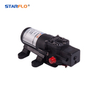 STARFLO FLO-2402 3.8LPM 35PSI 24V small booster diaphragm pump / membrane pump for water heater industry