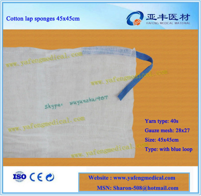 Direct manufacturer of abdominal absorbent pad