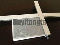 drop ceiling Tee grid for PVC gypsum board
