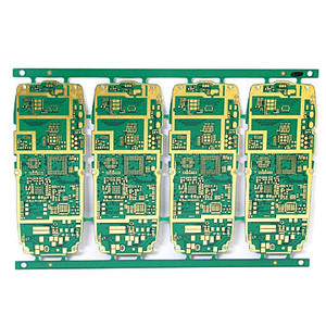 FR4 Circuit board PCB Proofing batch production of HDI mobile phone PCB board blind buried circuit board