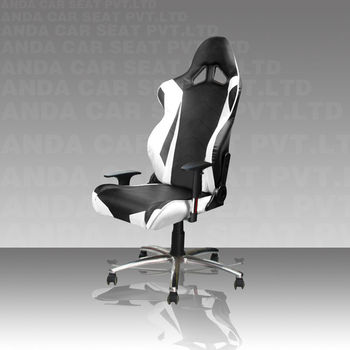 Wonderful 2017 Game Computer Chair/Sport Car Seat Office Chair AD 4