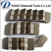 Stone Quarry, Block, Slab, Edge, Tile Cutting Tools of Stone Diamond Segment Weld Circular Saw Blade Working Part