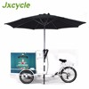 electric cargo tricycle for ice cream sale