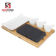 Restaurant Hot Cooking Stone Griddle, BBQ Cooking Lava Rock, Grill Granite Lava Steak Sets,