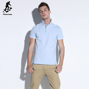 a74f71439a6d2 Factory Price! Light Blue Dye Sublimation Polo Shirt For Men - Buy ...