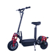 2018 new design customized 2 wheel 32km/h speed adult scooter gas with removable seat