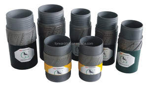BWL NWL HWL PWL Impregnated Diamond Drilling Tools - Reaming Shells For Geological Exploration