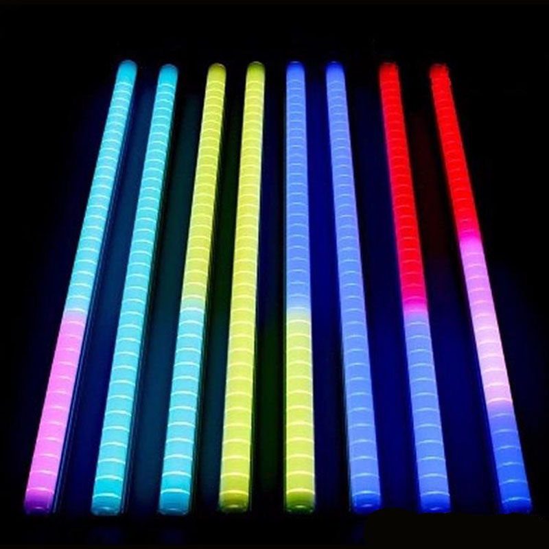 led tubes rgb promotion shop for promotional led tubes rgb. Black Bedroom Furniture Sets. Home Design Ideas
