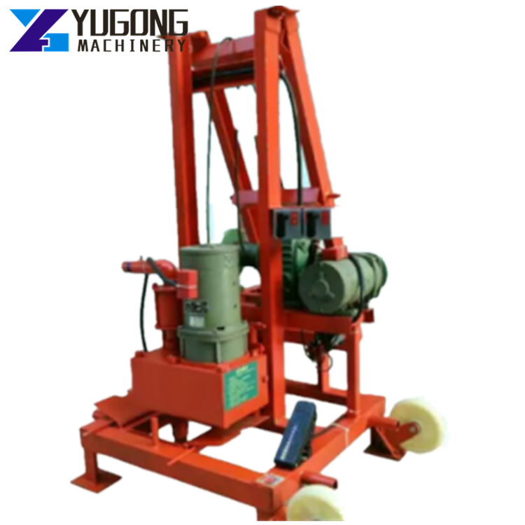 Pile Pneumatic Rock Bolt Portable Air Machine Power Unit Drilling Rig