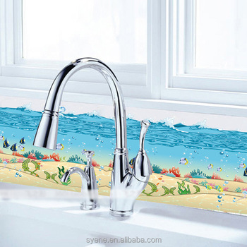 Muurstickers Kinderkamer Zee.Syene Nieuwe Decoratieve Zee Walvis Vis Muurstickers Voor