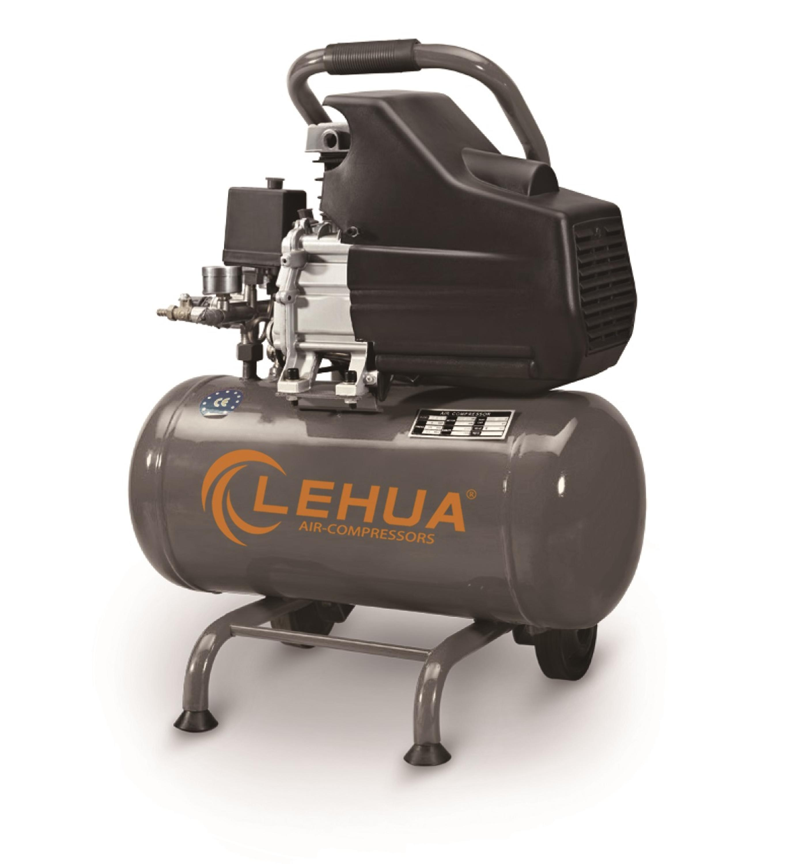 CE Approved Direct Driven Air Compressor 50L