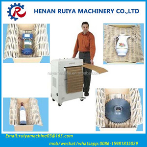 corrugated paper box shredding machine/cardboard packaging shredding machine 0086-15981835029