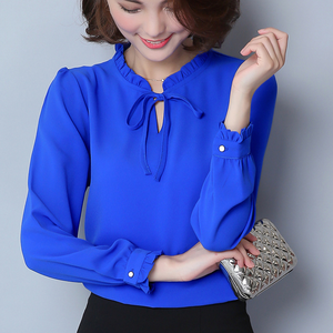 modern uniform famous neck blouse design