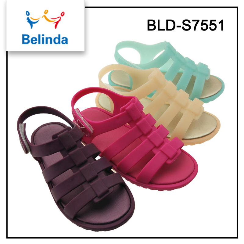 New development good quality best selling cute girls sandals kids