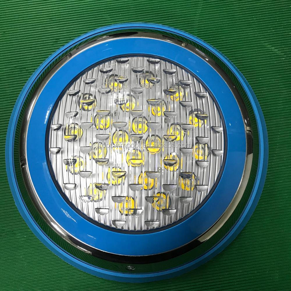 High Quality IP68 Buried-in Plastic Par56 Waterproof Pool Led Lights for Swimming Pool