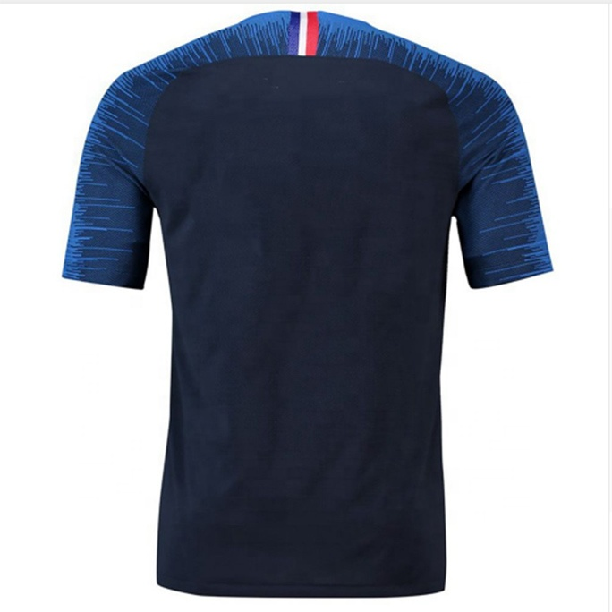 Custom Football Shirt Maker Soccer Jersey France Youth Soccer Jersey, Any color is available