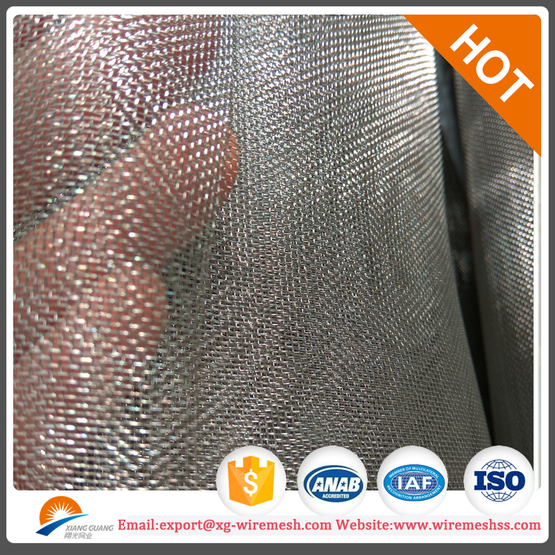 Anping factory aluminium wire mesh weaving machine