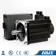 manufacture custom high quality permanent magnet 400-28015 30kw 15kw ac servo motor