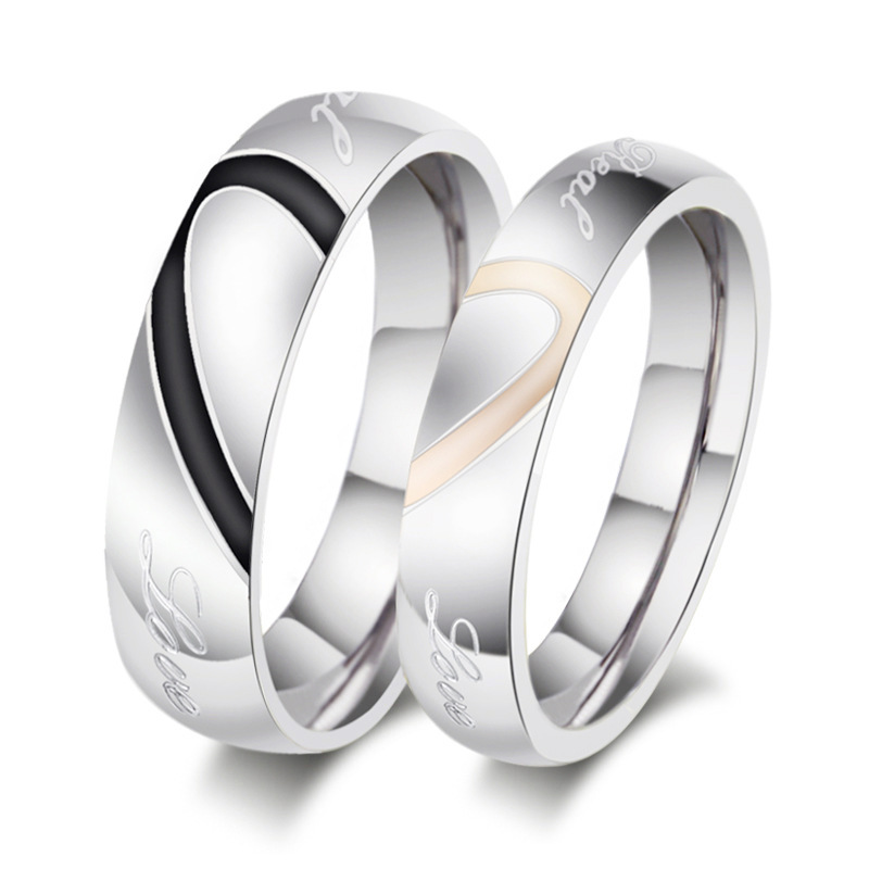 Cheap Stainless Steel Russian Wedding Ring Find Stainless Steel