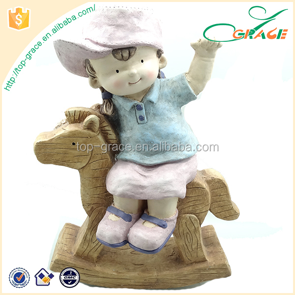 Resin Children Garden Statues, Resin Children Garden Statues Suppliers And  Manufacturers At Alibaba.com