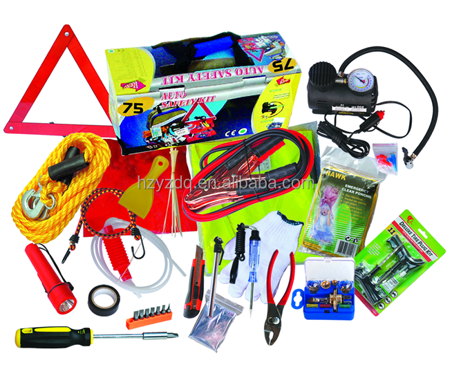 Roadside Assistance car Accident emergency Preparedness