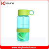 480ml juice shaker with squeezer & container drinking healthier lemon squeezer cup (KL-7040)