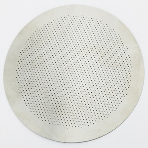 250 mesh 61.5 62 63 mm phosphor bronze twill weave coffee filter disc mesh