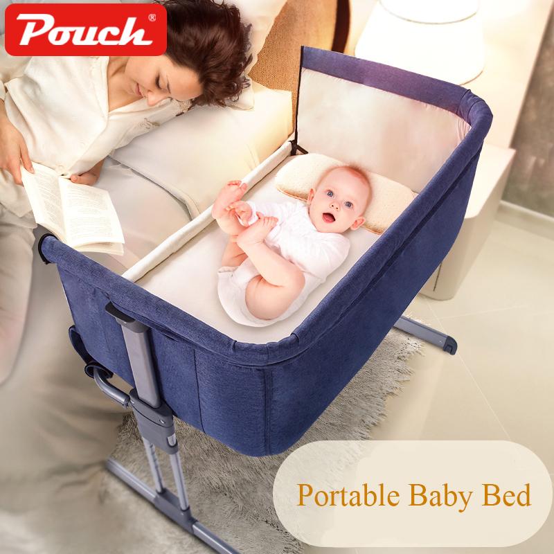 Venta al por mayor camas cunas modernas para bebes-Compre online los ...