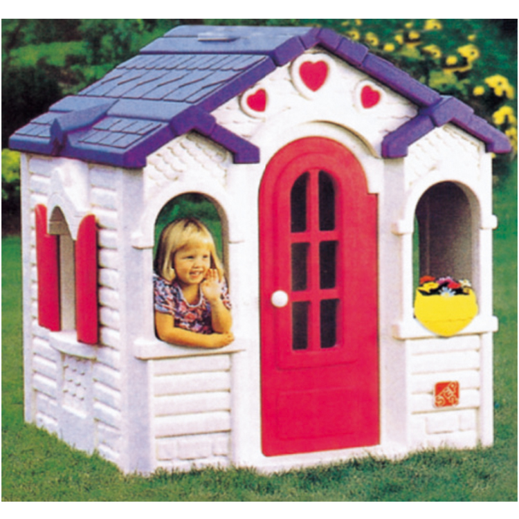 funny toddler play toy plastic indoor house