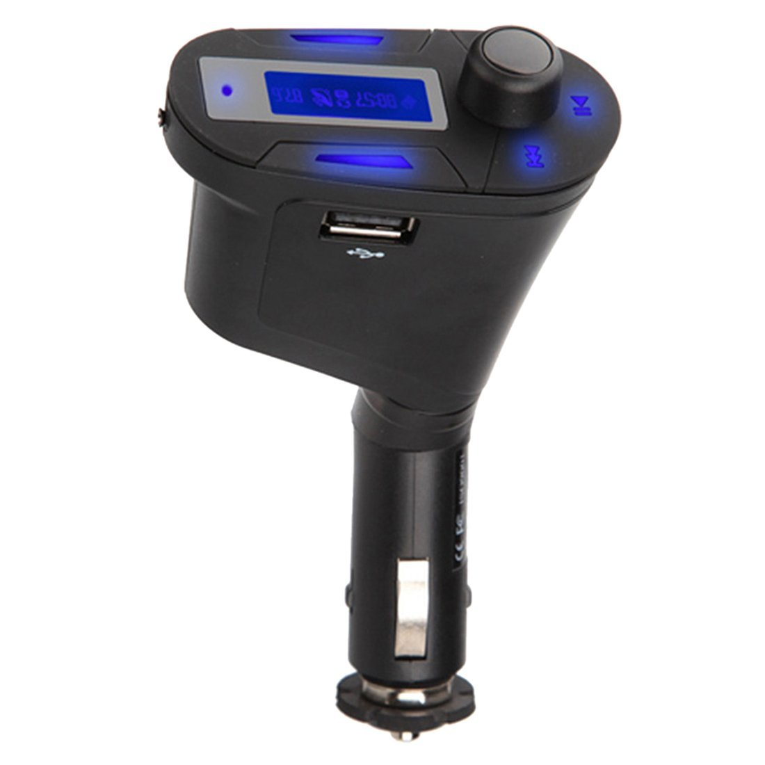 Car MP3 player - TOOGOO(R)Car Wireless USB SD MP3 player hands-free bluetooth FM transmitter + remote Control