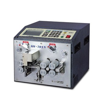 Km-703n Digital Wire Cutting And Stripping Machine - Buy Automatic ...