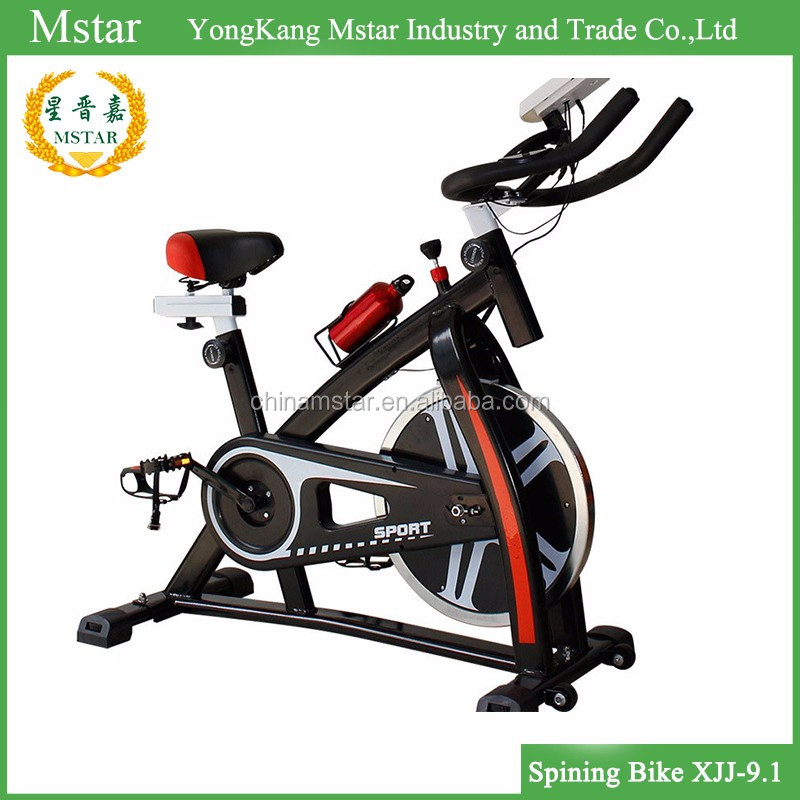 Hot items spinning bike body shaper machine as see TV