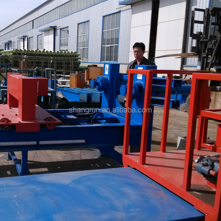 Automatic GRP Composited pipe Winding Machine