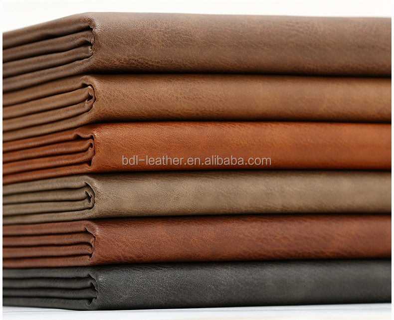 High-quality retail products ODM Available SGS Approved PVC eco-<strong>leather</strong> crazy horse <strong>leather</strong>