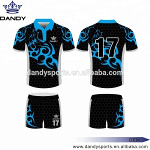 China Custom Design Rugby Uniform, China Custom Design Rugby