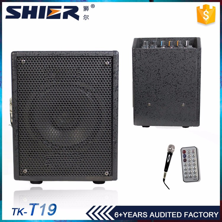 5 Inches Woofer Small Size Active 8 Ohm Speakers 10 Watt