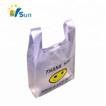 Good Quality Packing Use PO Material Water-proof Custom Printed T Shirt Plastic Bag Malaysia Supplier