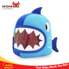 Soft and light weight Cute Shark Design New backpack bag school For Kids