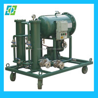 High Performance oil water separating machine, used oil recycling machine, waste oil solution