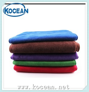 microfiber soft car cleaning cloth
