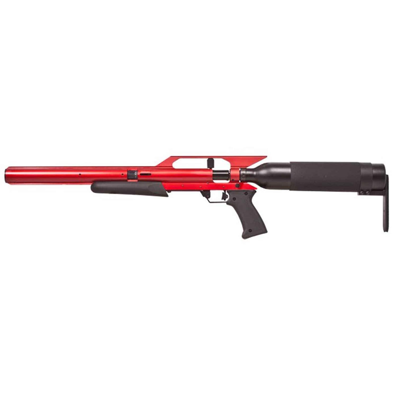 AirForce Talon SS PCP Air Rifle, Spin-Loc, Red air rifle