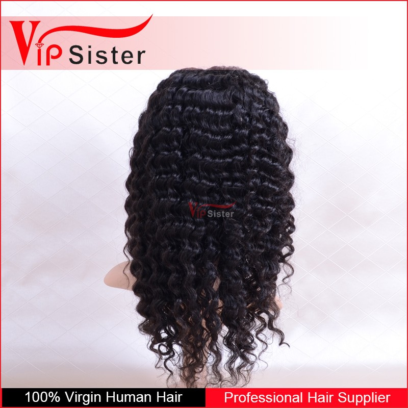 Wholesale cheap human hair full lace wig, 130% density full lace wig human hair