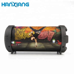Fashional 3w Mini Karaoke Player ABS Material Speaker for Home USB