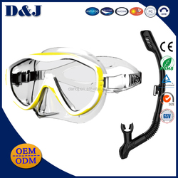 Wholesale Scuba Diving Equipment Snorkel And Diving Mask/Gear Set