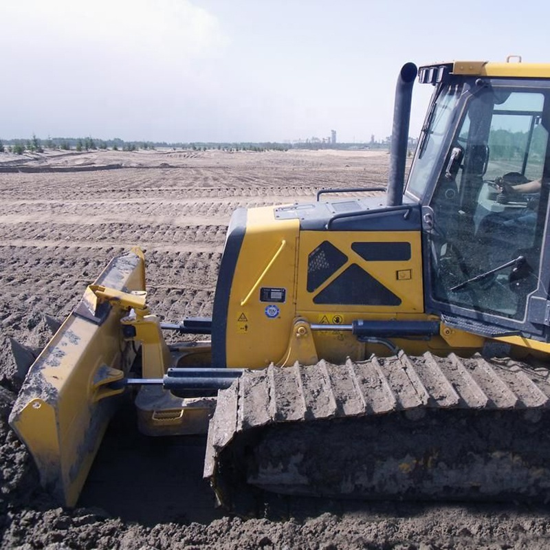 20190215 shantui 80HP 8t small bulldozer SD08 with best price