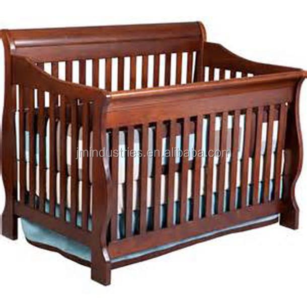 Nuevo beb cama cuna de madera cunas para bebes identificaci n del producto 60240666856 spanish - Cama cuna en madera ...